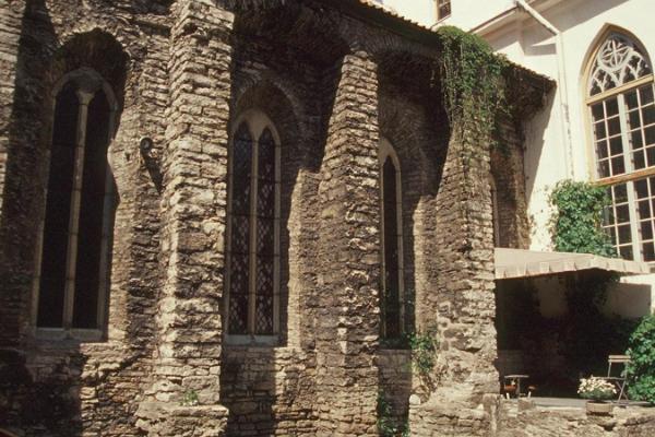 Tallinna Vana Dominiiklaste Kloostri Klausuur