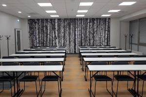 Verskas Sanatorijas semināru telpas