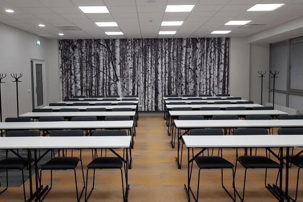 Seminarräume im Sanatorium Värska