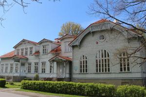 """Raekilas kopienas centrs """"Vanakooli keskus"""""""