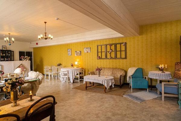 Padise Kastell summer café
