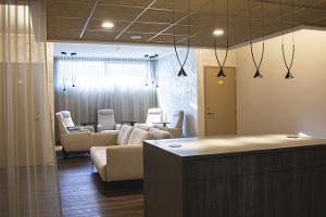 Оздоровительный спа-центр спа-отеля Laine