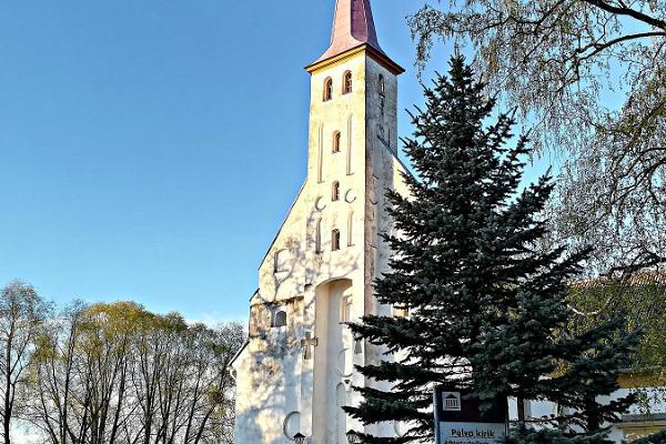 EELK Põlva Püha Neitsi Maarja -kirkko