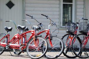 Oliverin pyörävuokraamo