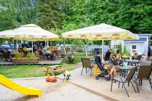 Oliver's garden cafe