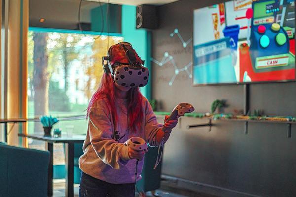 Centret för virtuell verklighet BaasJaam