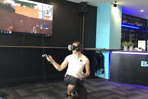 BaasJaam Virtual Reality Centre