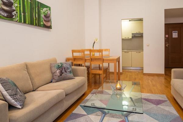 Dream Stay Apartments - Rātsnama dzīvoklis ar pirti