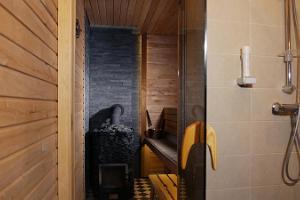 Mäeranna puhkemaja ja saun