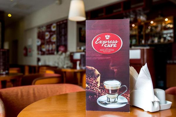 Narva Hotel Ekspress Café