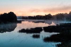 Abendlicher Sonnenuntergangsausflug in Soomaa
