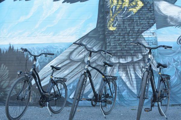 Waypoint velosipēdu noma un ekskursijas Tallinā