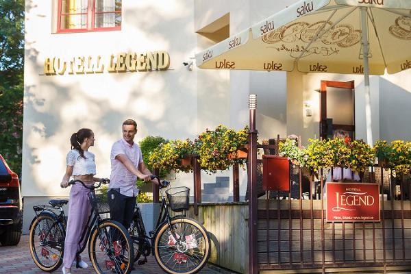 Hotell Legend