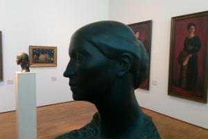 Guided Tour at the KUMU Museum, a treasury of Estonian art