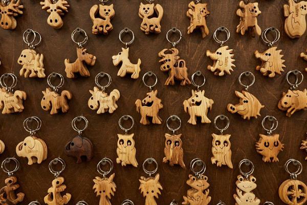Amatniecības veikals WoodCrafts