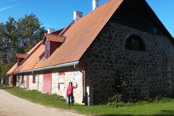 Wassermühle von Lahmuse