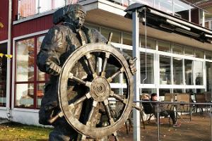 Pärnu Segelbåtsklubbs hamn