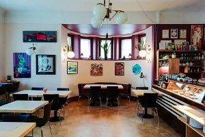 Kaféet Spargel