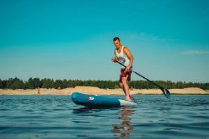 Surfsport SUP adventure tours on the Pärnu River
