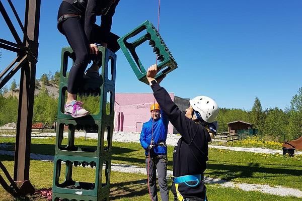 Alutaguse hiking and sports center