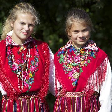 Kihnu islanders