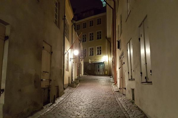 Ghosts and Legends Tour in Tallinn's Old Town