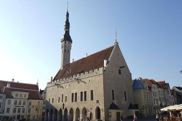 Guided Walking Tour in Tallinn's Old Town