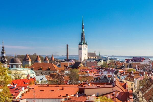 Jalgsituur Tallinna Vanalinnas