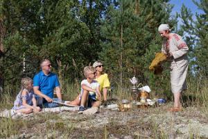 Alutaguse National Park and Iisaku Nature Centre