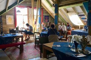 Kulinarische Straße am Peipus-See