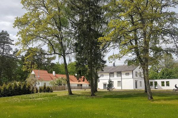 Tõstamaa Meierei summer apartments
