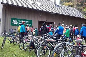 Pārgājiens ar velosipēdu uz Erumē (Erumäe) un Kavildas senleju