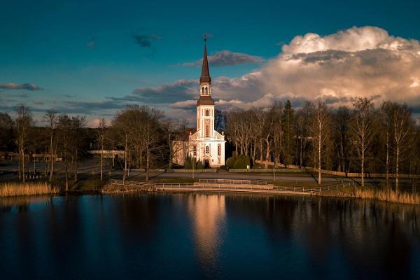 EELK Räpina Miikaeli kirik