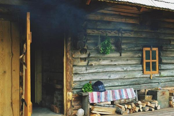 Päivora talu suitsusaun