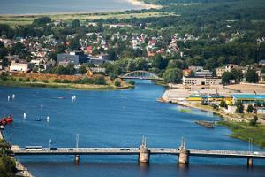 Omal käel Pärnu koduloolised tuurid virtuaalse reisijuhiga