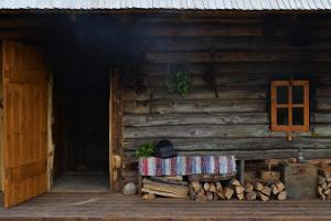 Päivora Farm smoke sauna