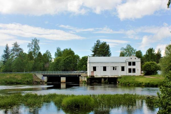 Leevaku Hydroelectric Power Station and Museum