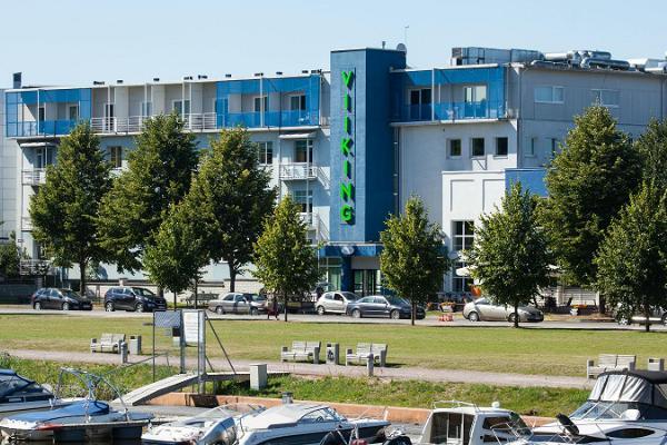 Семинарские помещения реабилитационного центра Viiking