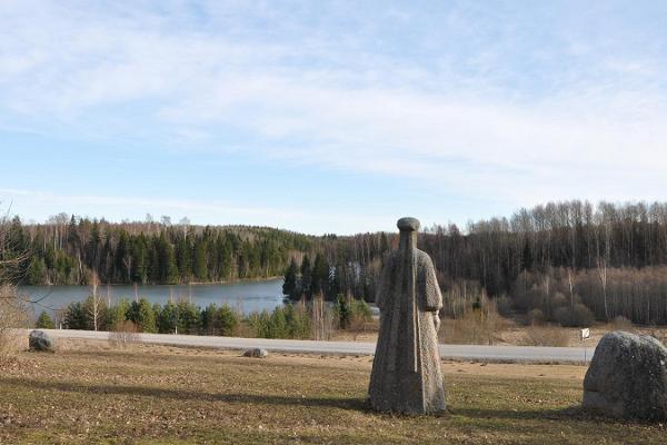 Monument till Seto Sångmor