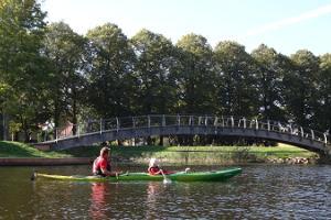 Kayaking on Pärnu Bay with Seikle Vabaks