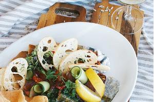 Pludmales restorāns Viinistu