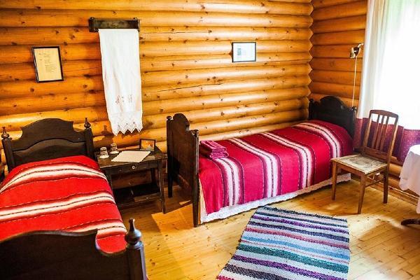 Туристический хутор Сетомаа, Выза Нульк