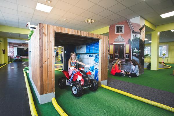 Children's Traffic Park