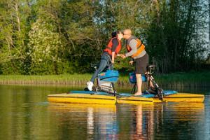 Vesijalgrataste laenutus ja rent