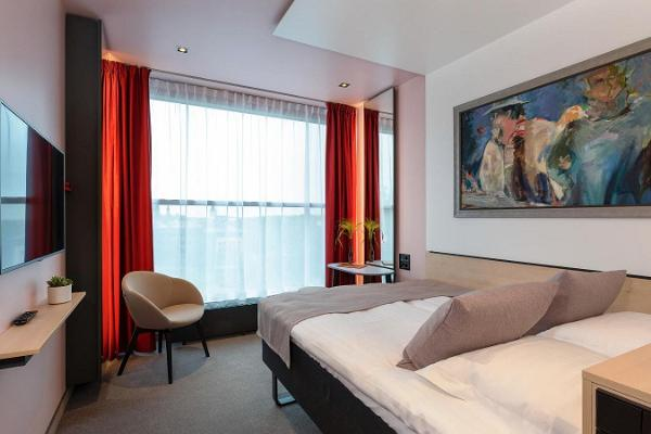 Art hotell Pallas by Tartuhotels