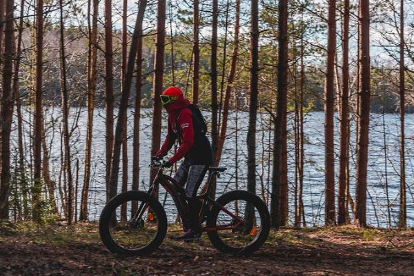 Adventure with electric fatbikes in Tallinn and Harju County
