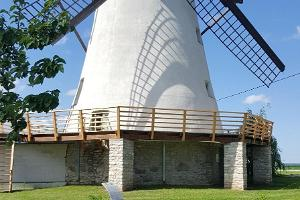 Võivere windmill visitor centre