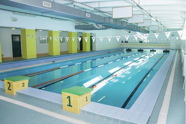 Спортивный комплекс Тамсалу