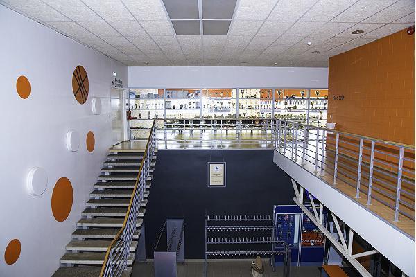Der Sportkomplex von Tamsalu, das Seminar