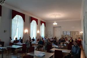 Kuremaa lossi seminarisaalid